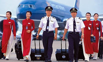 Ký Hiệu Chuyến Bay Của Các hãng hàng Không Sân Bay Nội Bài