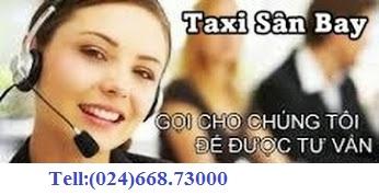 Tổng đài Taxi Nội Bài
