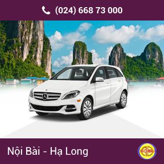 Taxi Nội Bài đi TP Hạ Long giá rẻ